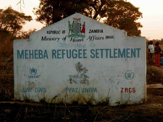 Meheba Refugee Settlement