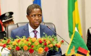 President Edgar Chagwa Lungu during the official opening of the African AU Committee of Ten Heads of State Summit on the UN Reforms of the Security Council at David Livingstone Safari Lodge in Livingstone, Zambia on Friday, May 9,2015 -PICTURE BY EDDIE MWANALEZA