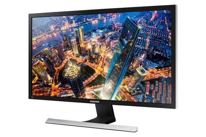 Samsung Electronics' New UE590 Monitors