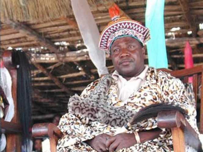 Chief Ndunga Luvale