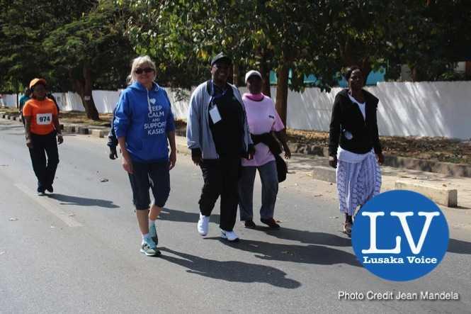 r Christina Kaseba Sata and Dr Charlotte Scott
