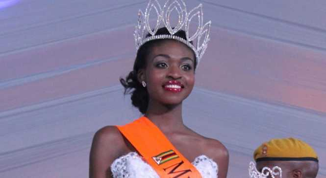 PHOTOS - MISS ZIMBABWE NUDE PICS LEAKED BY BOYFRIEND