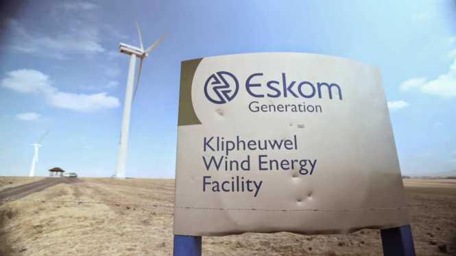 Eskom wind farm