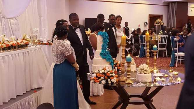 Bona Mugabe Wedding Cake Pictures