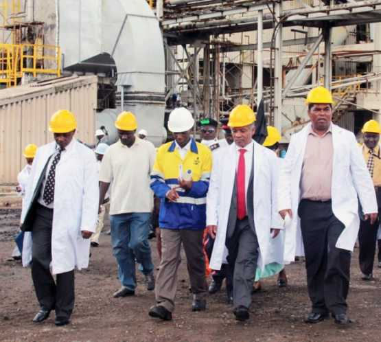 Nitrogen Chemicals of Zambia