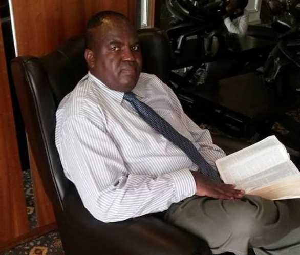 Pastor Charles Chanda