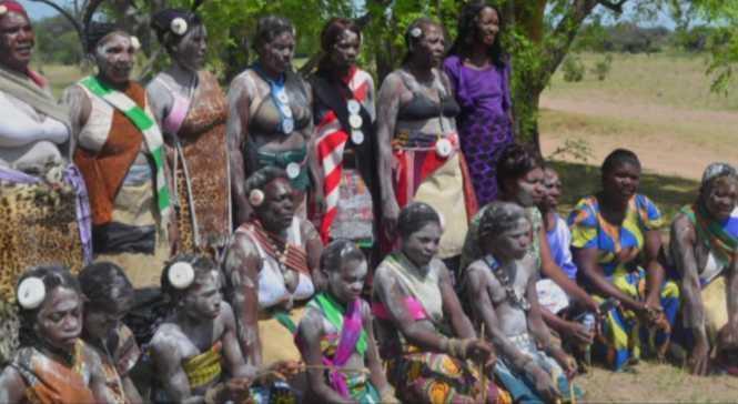 Shikaumpa Traditional Ceremony
