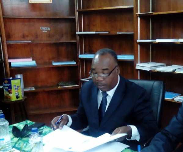 Professor Stephen Simukanga