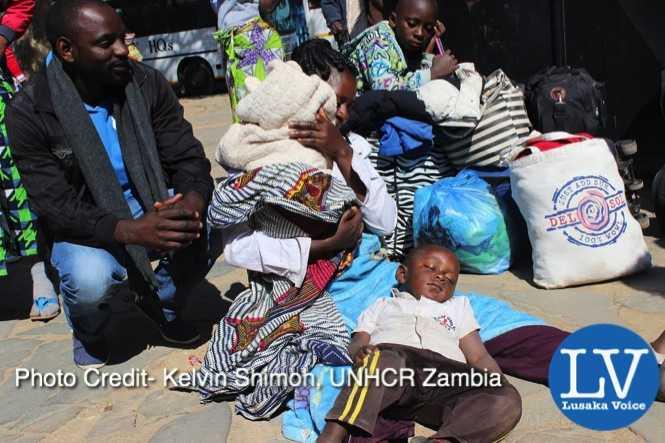 Burundian refugee