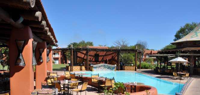ZAMBEZI Sun Hotel in Livingstone