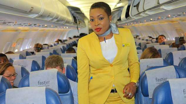 Low cost airliner Fastjet