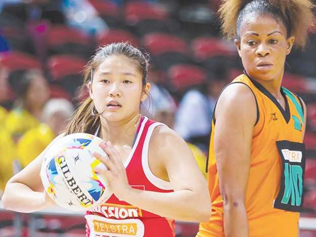 Zambia score first win of Netball World Cup