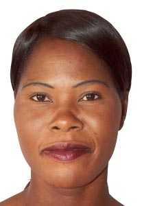 Zambian Netballer Agness Chingambo