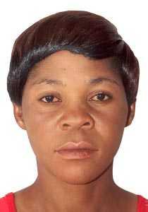 Zambian Netballer Brenda Mwila
