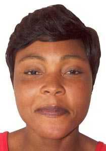 Zambian Netballer Carol Moono