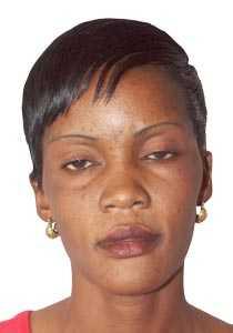 Zambian Netballer Yvonne Kaholo
