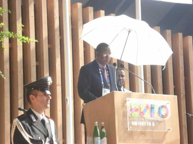 Zambia Day at Expo Milan 2015 | Lusaka Voice