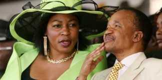 Fredrick Chiluba