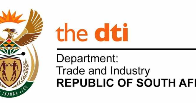 South African Department of Trade and Industry (the dti)
