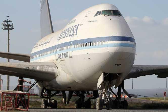 Spirit of Congo - Boeing 747