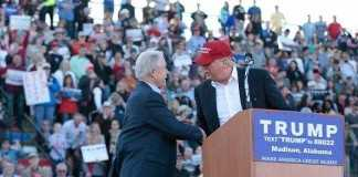 DONALD J. TRUMP ENDORSED BY SENATOR JEFF SESSIONS