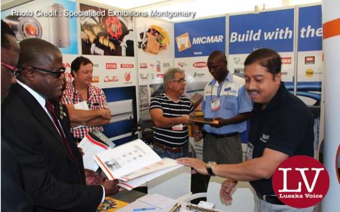 CBM-TEC 2015 - outside exhibits - Credit Specialised Exhibitions Montgomery