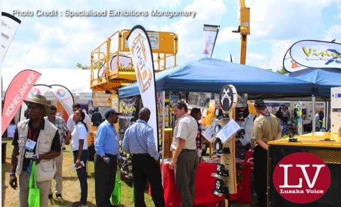 visitors at the outside exhibits at CBM-TEC 2015- Photo Credit - Specialised Exhibitions Montgomery