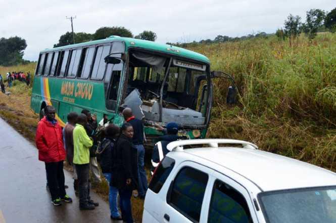 Wada chovu manyumbi accident - The post