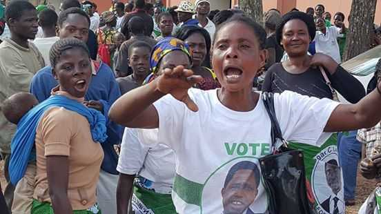 Kawambwa comes alive as PF's Kalumba Chifumbe files in nomination as candidate for council chairpersonship
