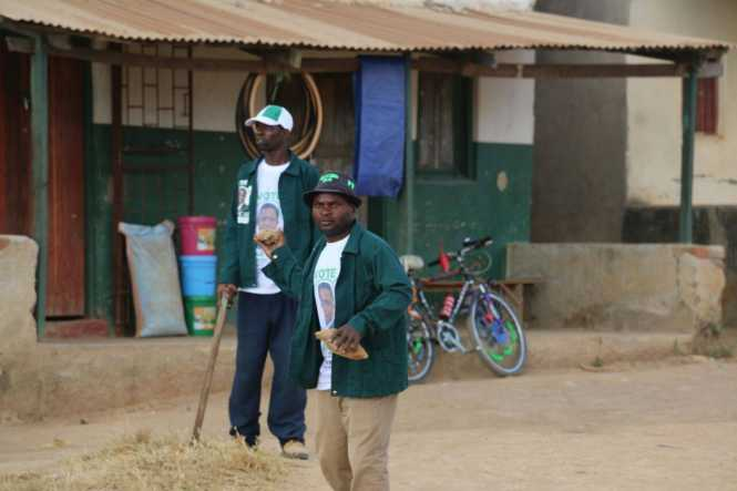 PF cadres  launch  attack against UPND      President Hakainde Hichilema
