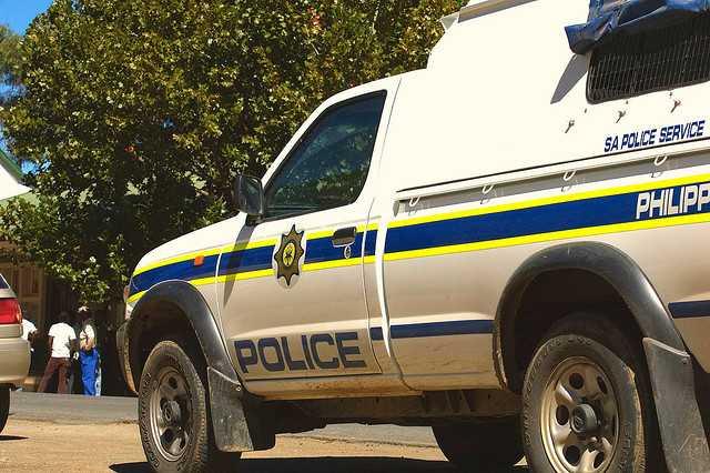 Pretoria police
