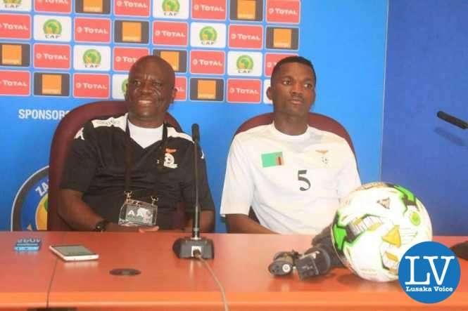 AFCON - Zambia U20