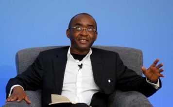 Businessman Strive Masiyiwa