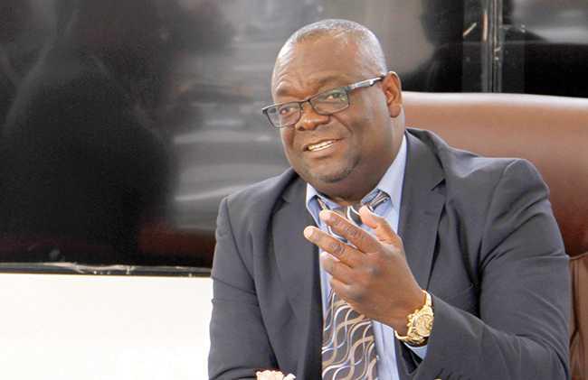 Henry Tukombe