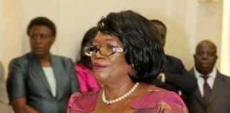 Hon Nkandu Luo
