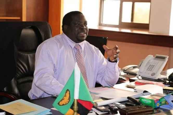 Hon. Dr. Chishimba Kambwili