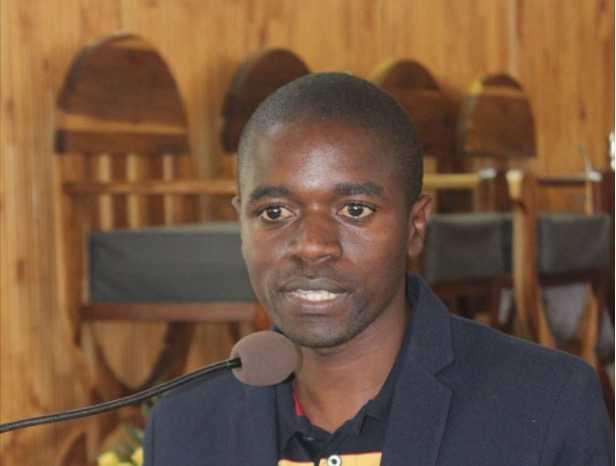 Luanshya Mayor Nathan Chanda