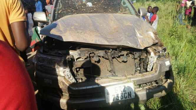 396 people died this years from 7,247 Road traffic accidents ...