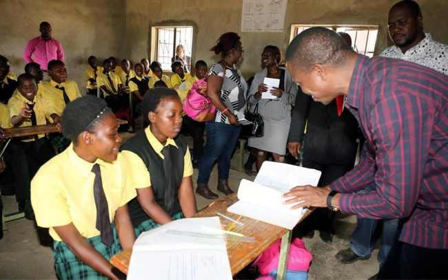 Zambian Government Suspends Grade 7 9 12 Exams Lusaka Voice