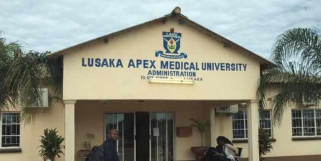 Lusaka Apex Medical University