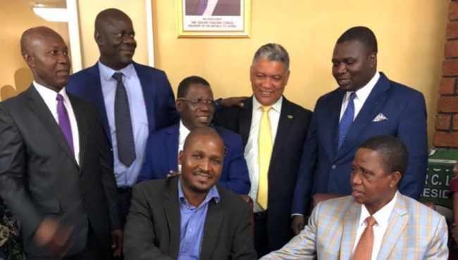 MAIN NEWS | Lusaka Voice | Page 148