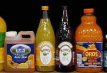 Mazoe Orange Crush is manufactured by Schweppes Zimbabwe Limited under licence from the Coca-Cola Company