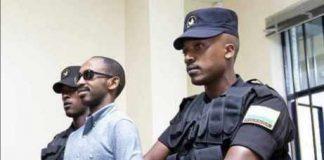 Major Callixte Nsabimana Sankara