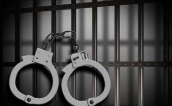 prison arrest
