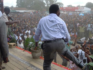 Hakainde Hachilema