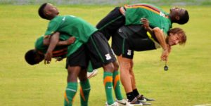 Zambia  football team