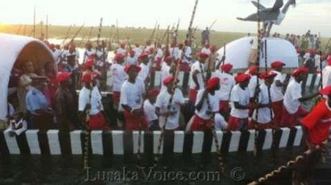 2013 KUOMBOKA CEREMONY |- Lusakavoice.com
