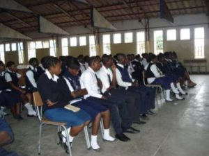 A Secondary School in Sesheke