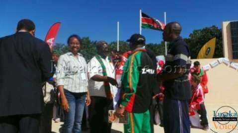 CANA Zone 3 & 4 Championships -TEAM KENYA-  by   LuakaVoice.com