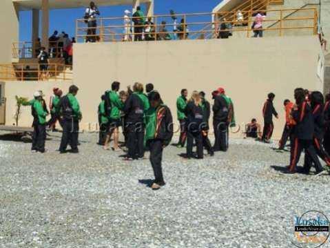 CANA Zone 3 & 4 Swimming Championships, Lusaka, Zambia 28 April 2013   LuakaVoice.com
